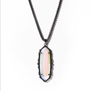 Kendra Scott Jewelry - RARE Kendra Scott Opalite Frances Necklace